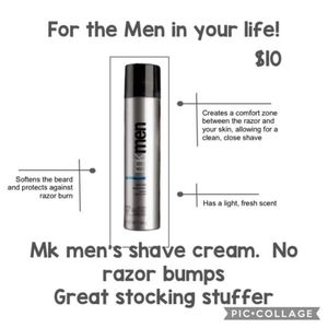 Mary Kay Men Shaving foaming gel
